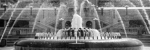 Fountain — East Side of the State Capitol