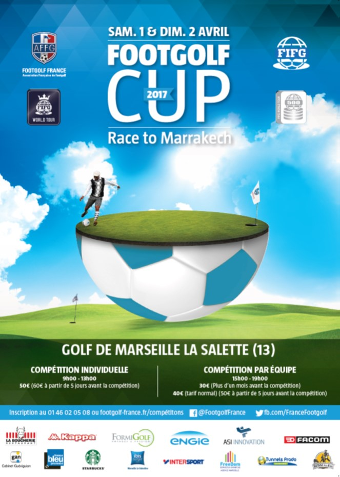 Foot Golf Cup 2017