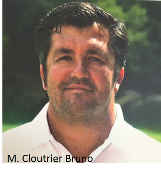 Mr Bruno Cloutrier  06 11 52 03 91 bruno.cloutrier@hotmail.fr