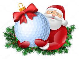Balle golf et pere noel.jpg