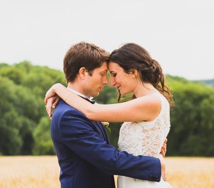 Attache bohème mariage