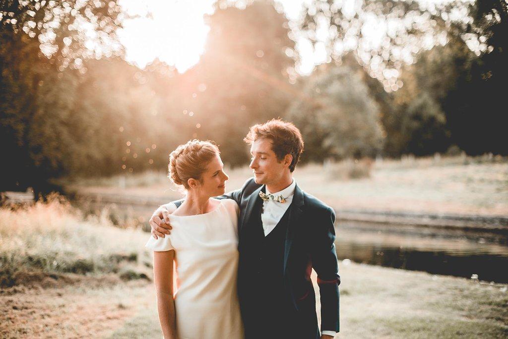 Mariage coiffure tresse iroquois
