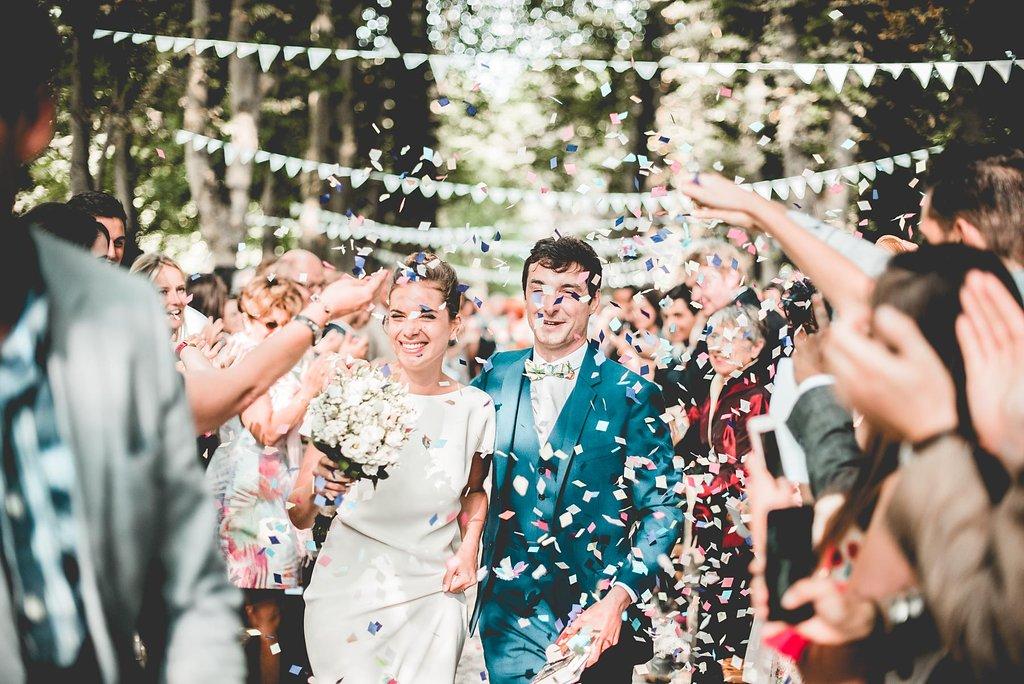 mariage laurene et alain