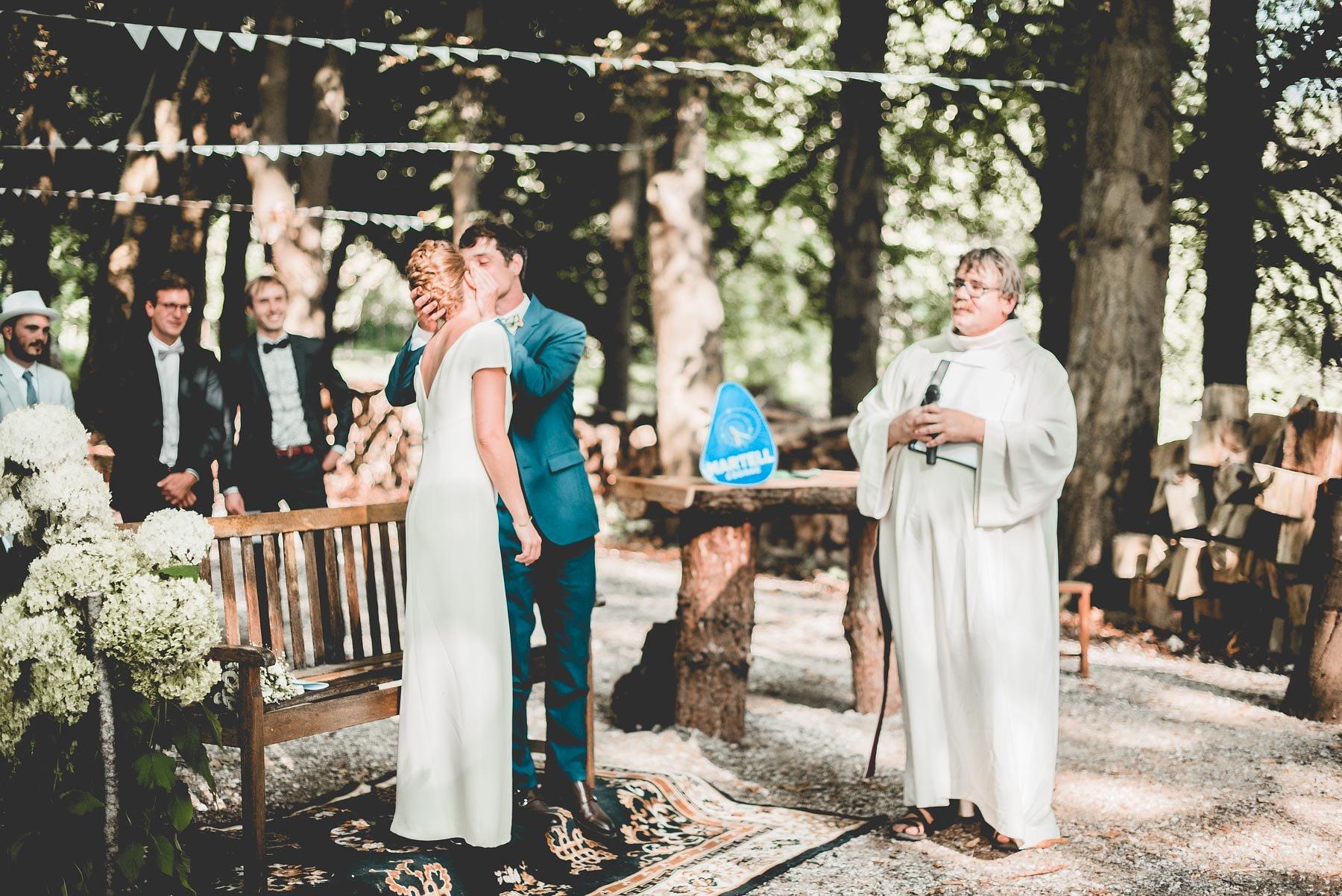 Le mariage de Laurène