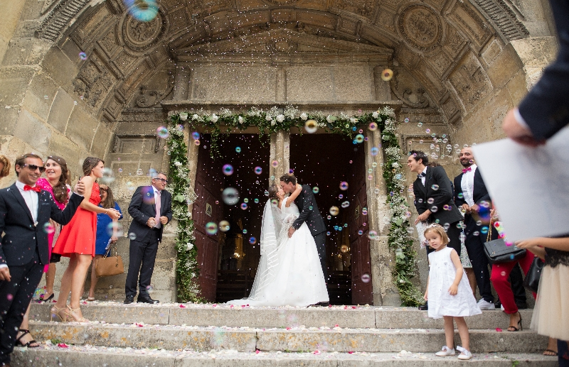 Mariage de Manon, coiffure et maquillage by The reporthair - 8