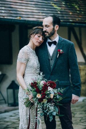 Mariage surprise à Giverny
