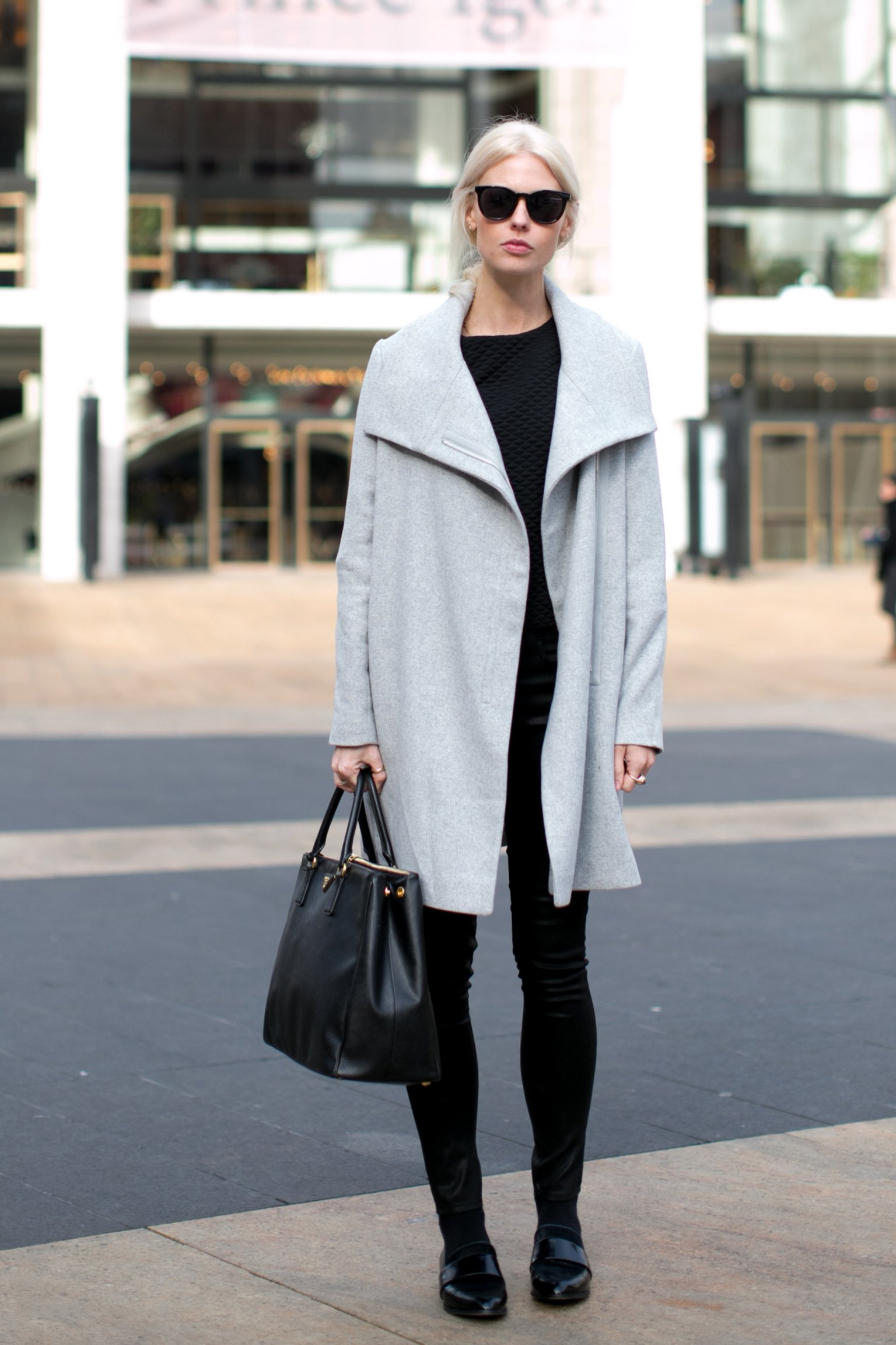 Manteau automne hiver