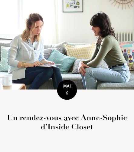 rdv avec Anne-Sophie