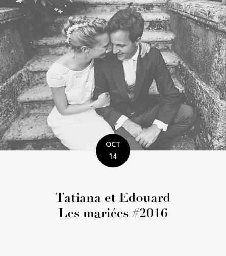 mariage tatiana