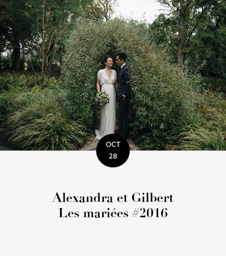 mariage alexandra