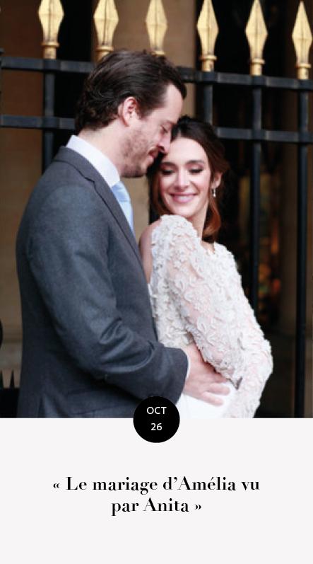 mariage amelia