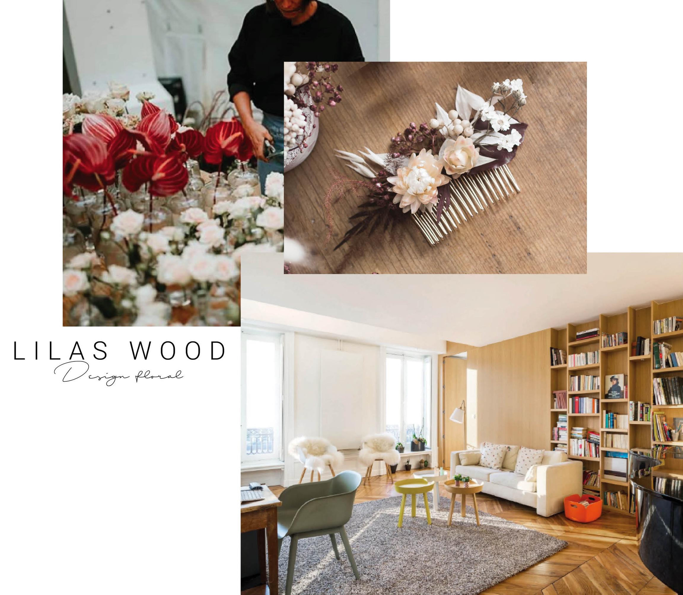 ATELIER FLoRAL - Un atelier floral pour fabriquer un peigne à cheveux, animé par la fleuriste Lilas Wood.Date & heure : Sam. 6 avril à 11h30 (complet)Prix : 15€ / pers.(6 pers. par atelier - 1h environ)