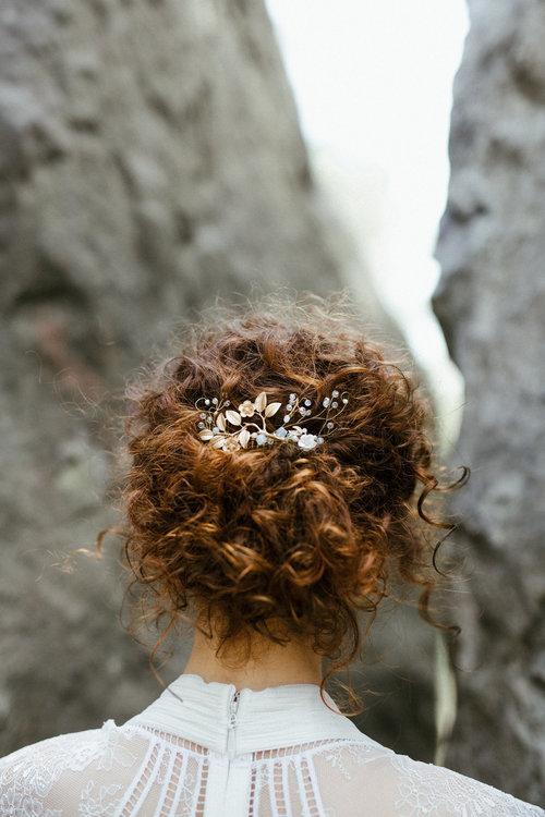 Mariees Aux Cheveux Boucles Les 7 Conseils De Lydie The Reporthair