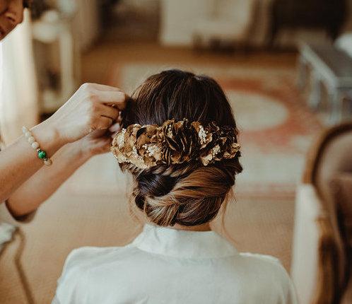 Quel accessoire cheveux pour mon mariage ?