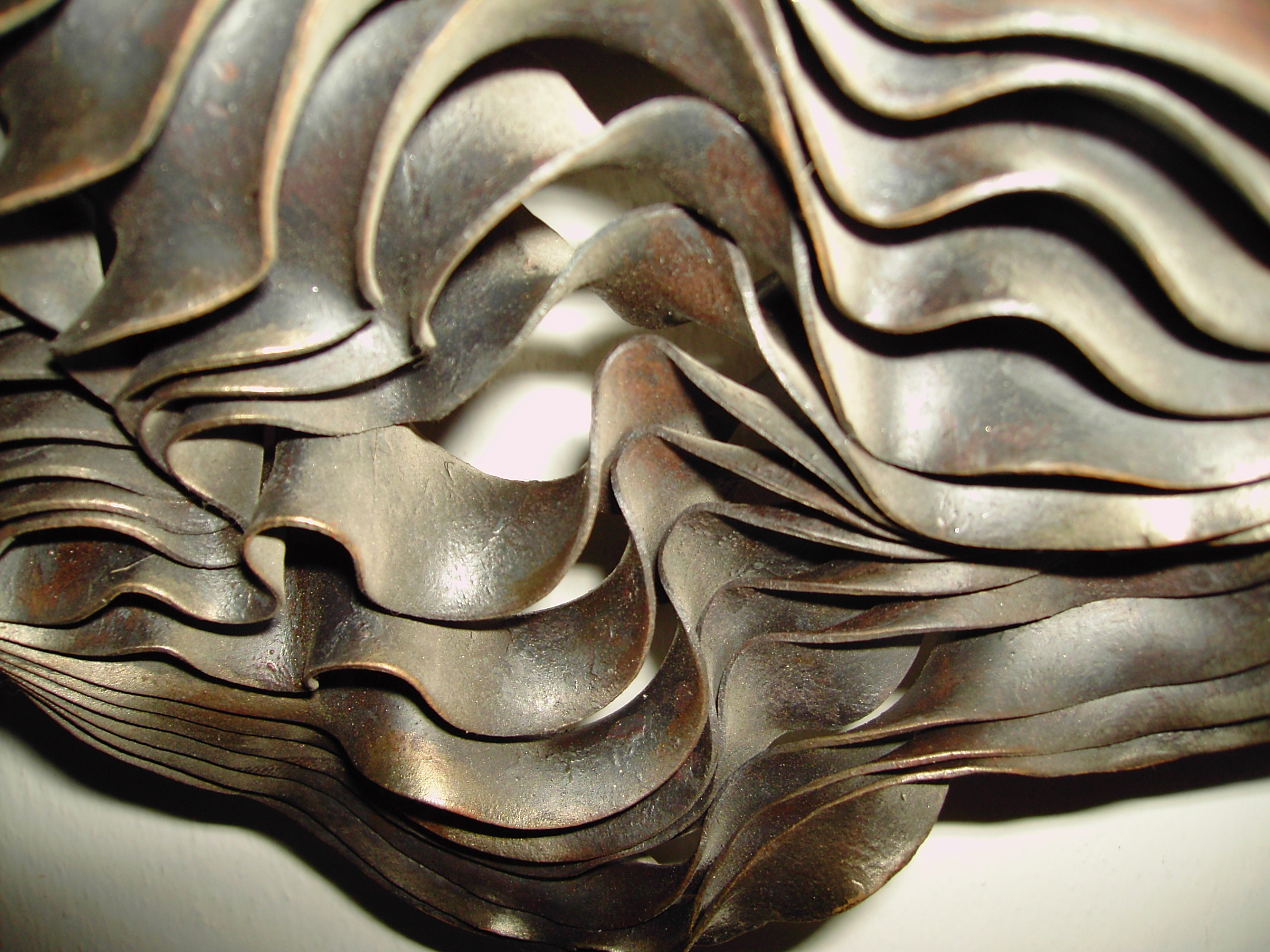 Contorto - Forged Steel - 2006