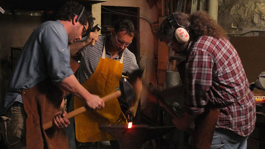PBS Craft In America - Forge