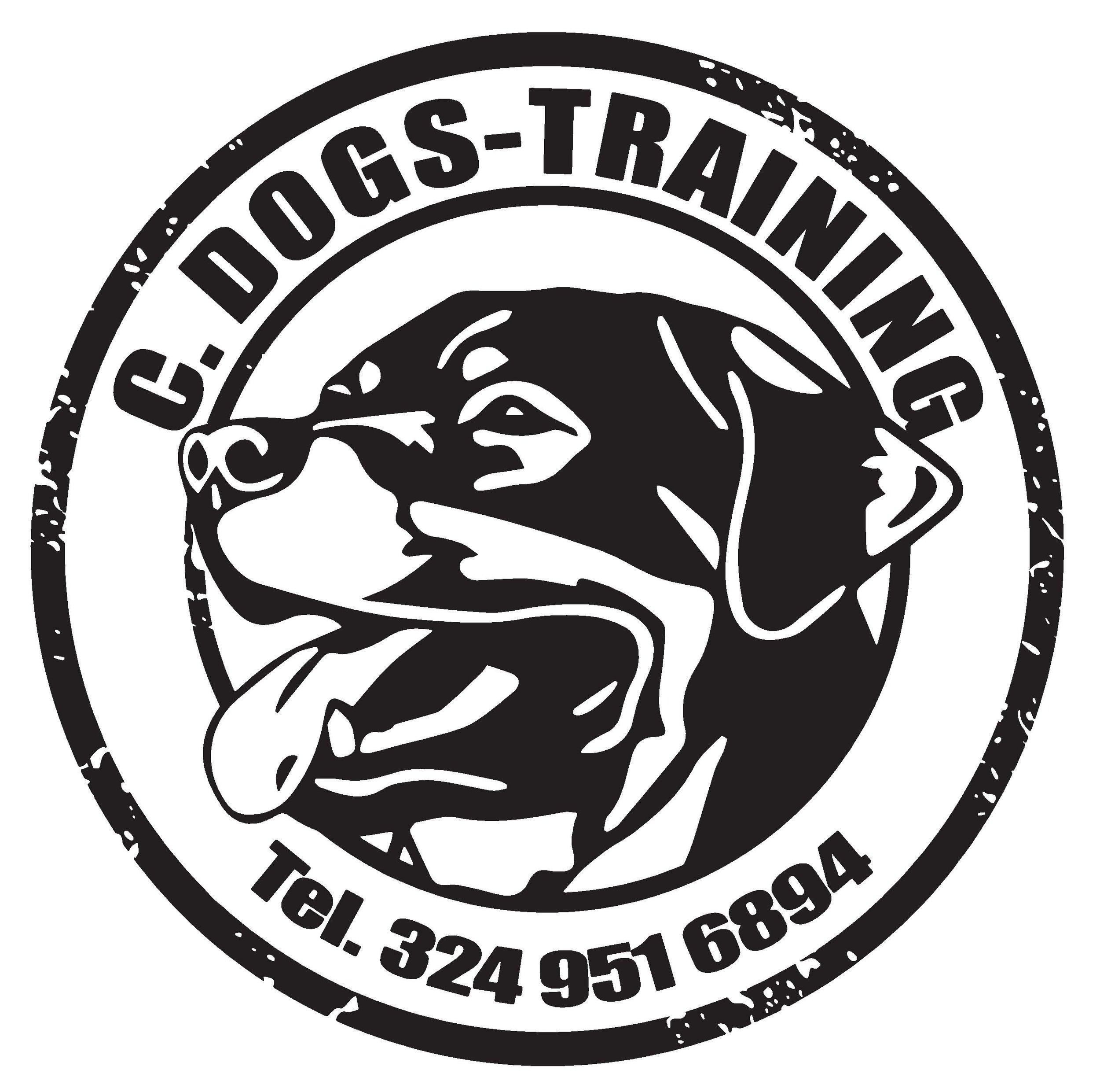 c. dogs training