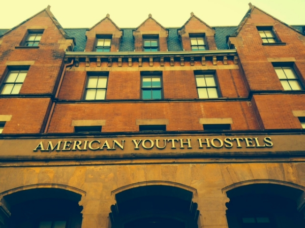 The American Youth Hostels located at 891 Amsterdam Avenue opened in 1990