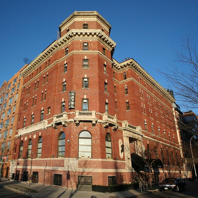 American Seamen's Friend Society Sailors' Home and  Institute, 505-507 West Street - Architect: William A. Boring