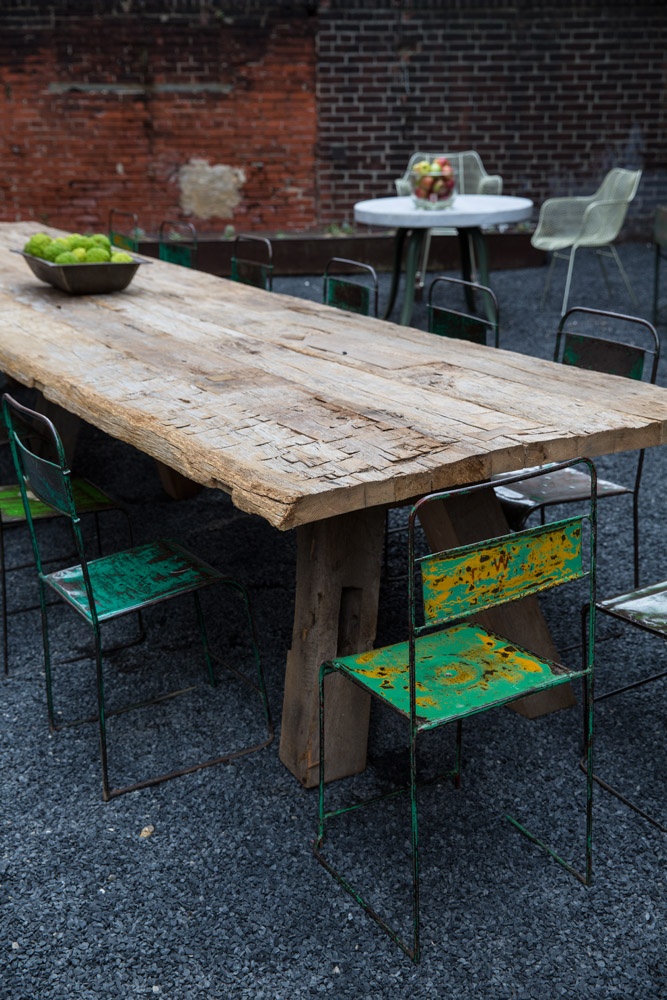 outdoor farm table with green chairs copy.jpg