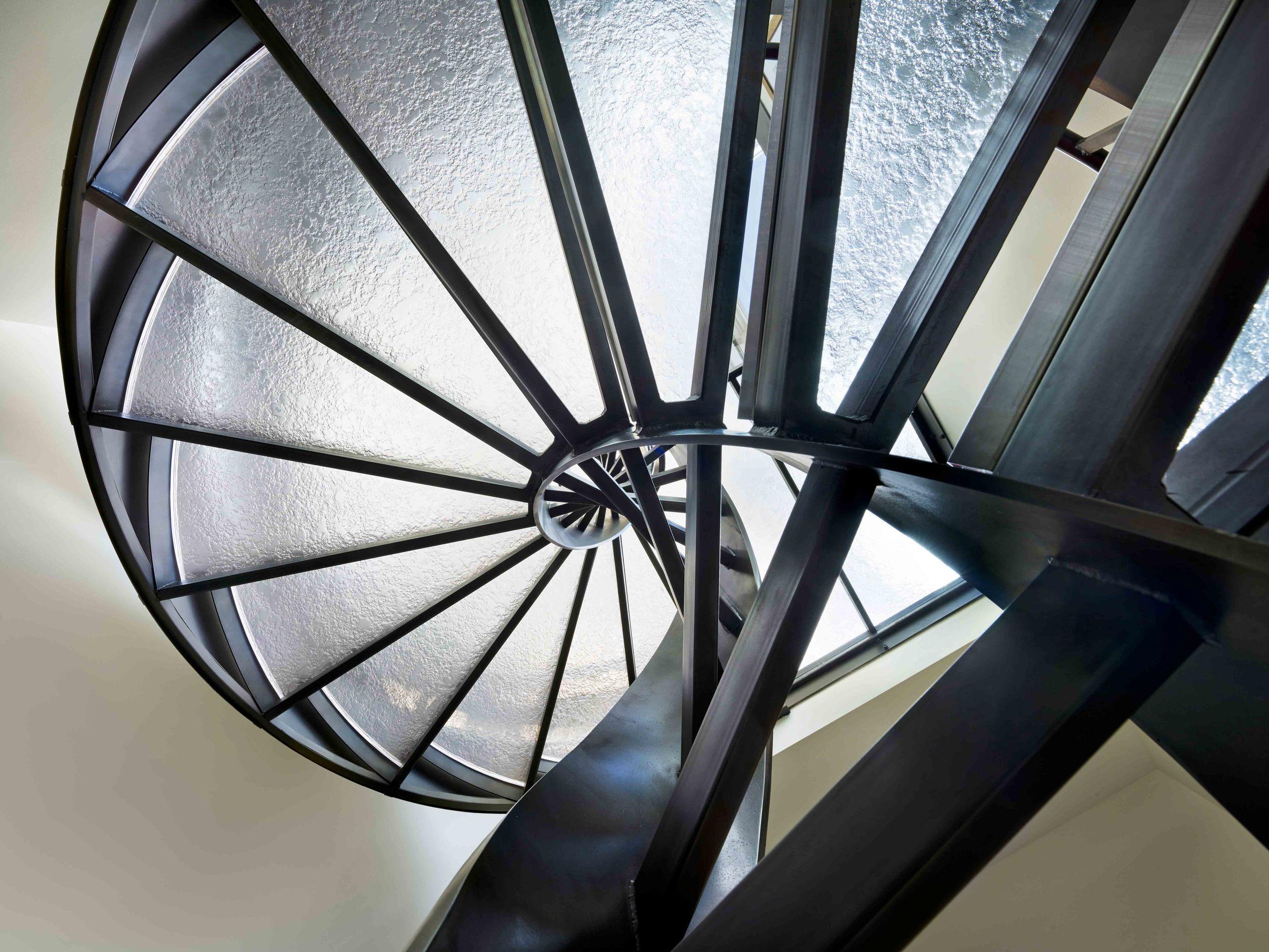 Buchi spiral stair underside.jpg