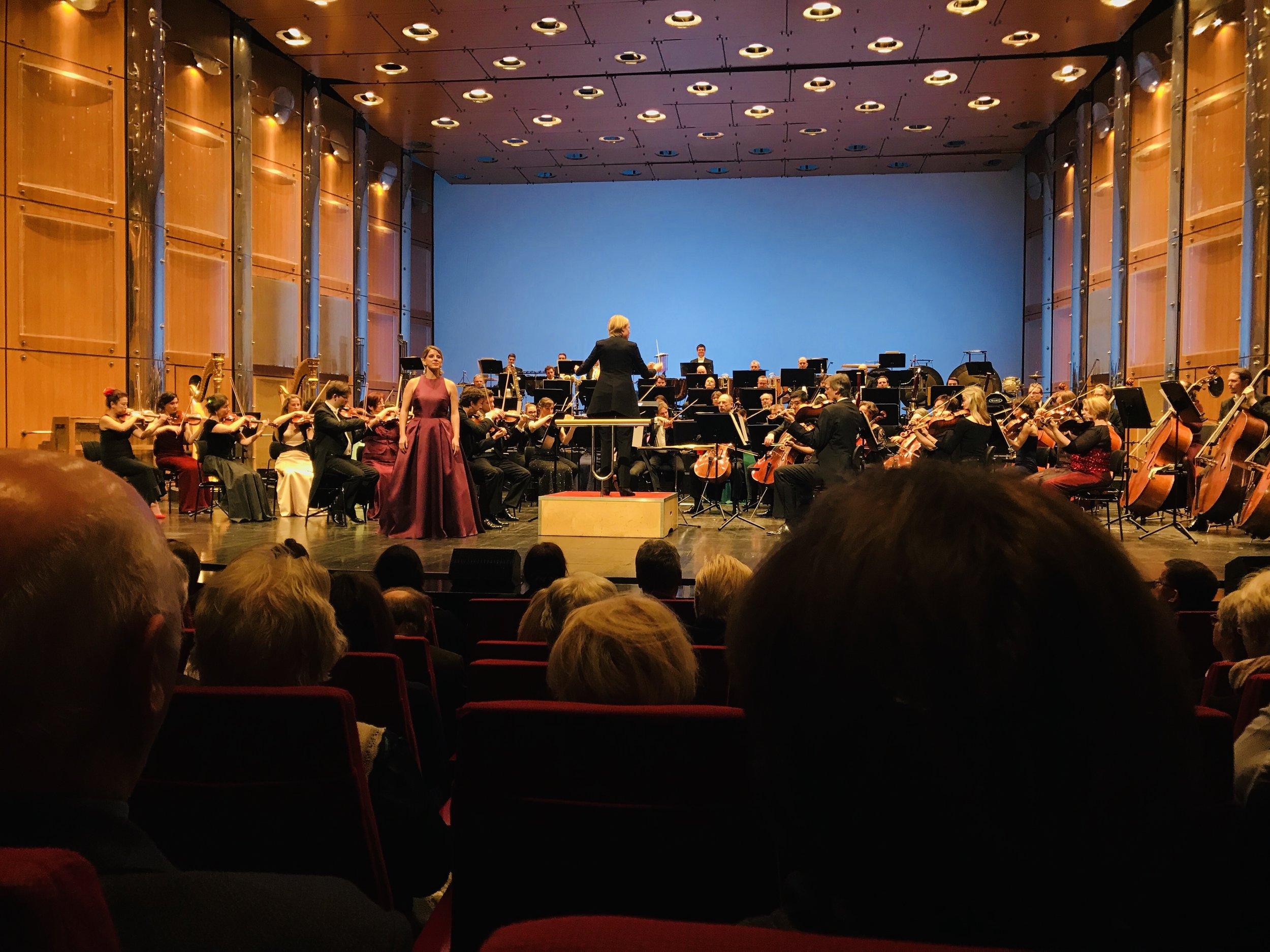 Staatstheater Darmstadt - Darmstadt, Germany