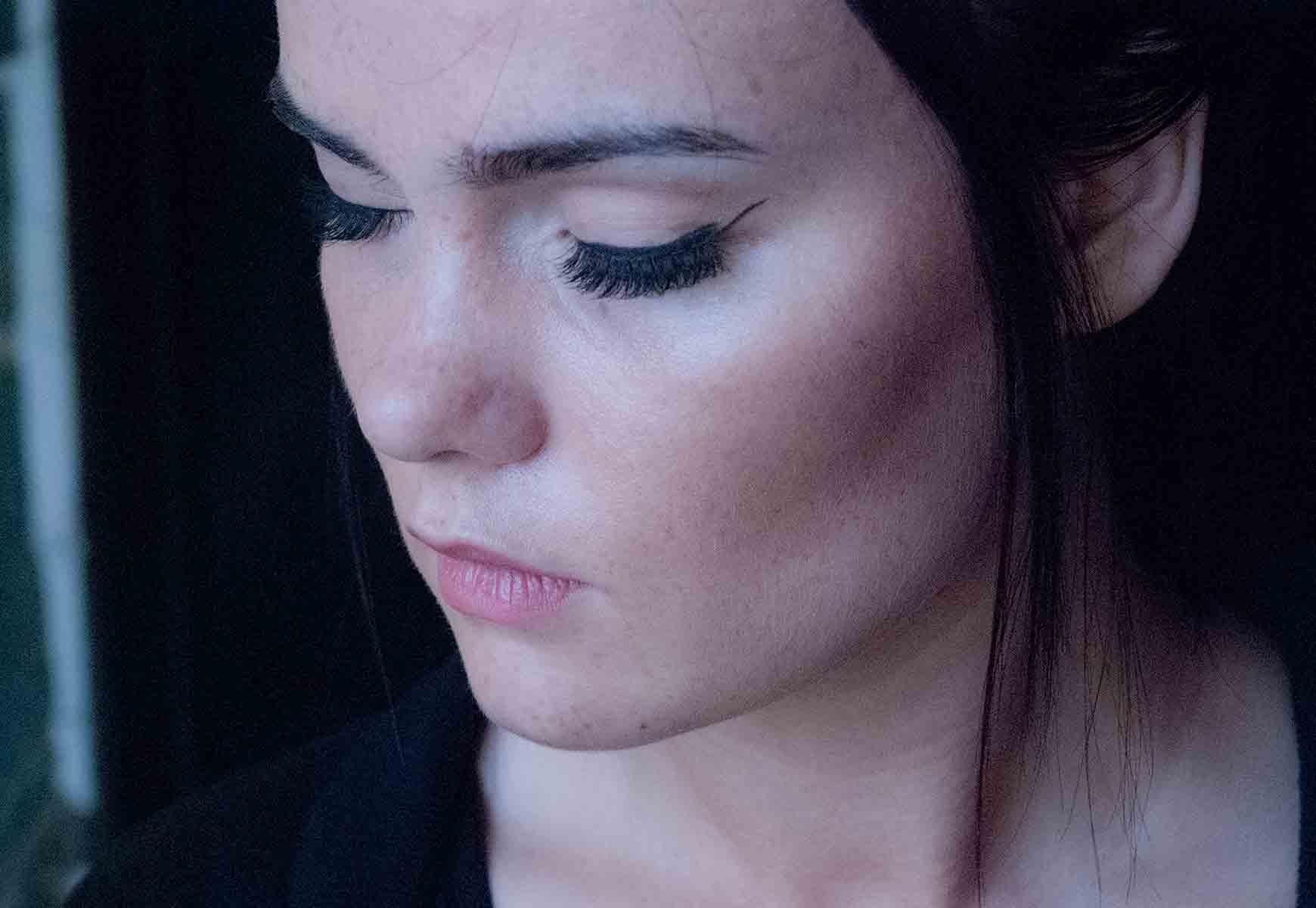 Winged Eyeliner Makeup Tutorial