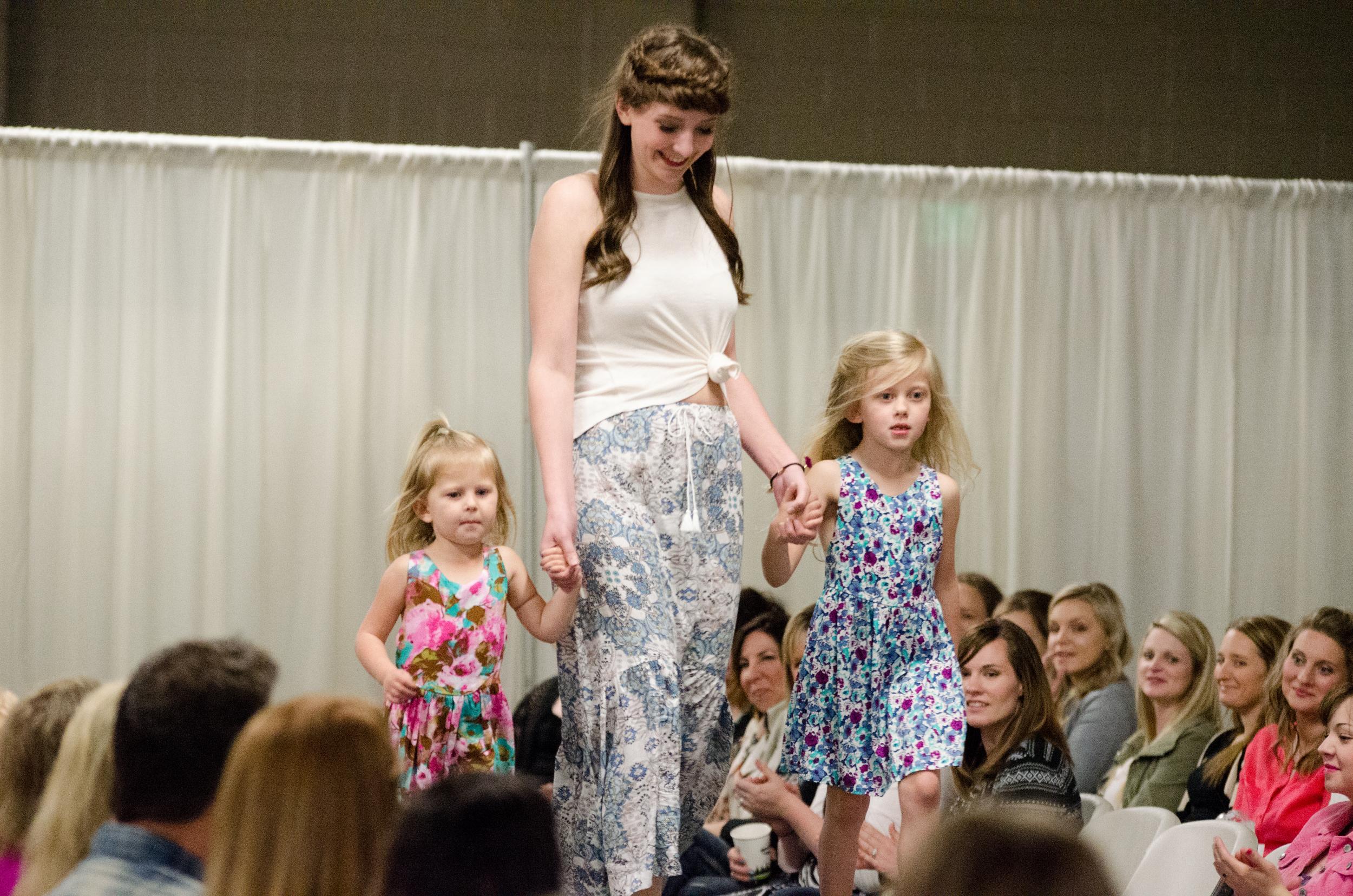 Whatcom County Fashion Show