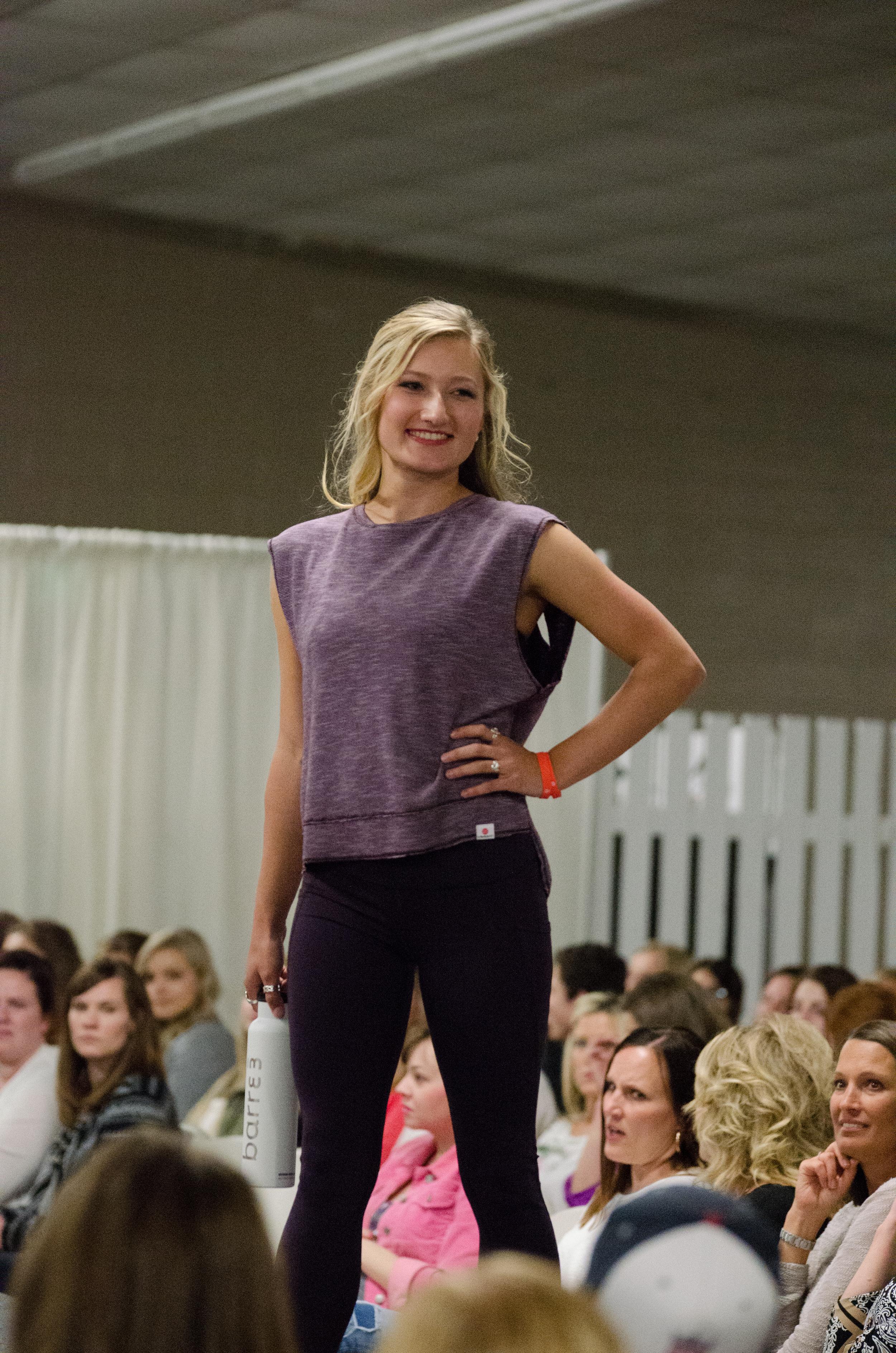 Whatcom County Fashion Show Barre3