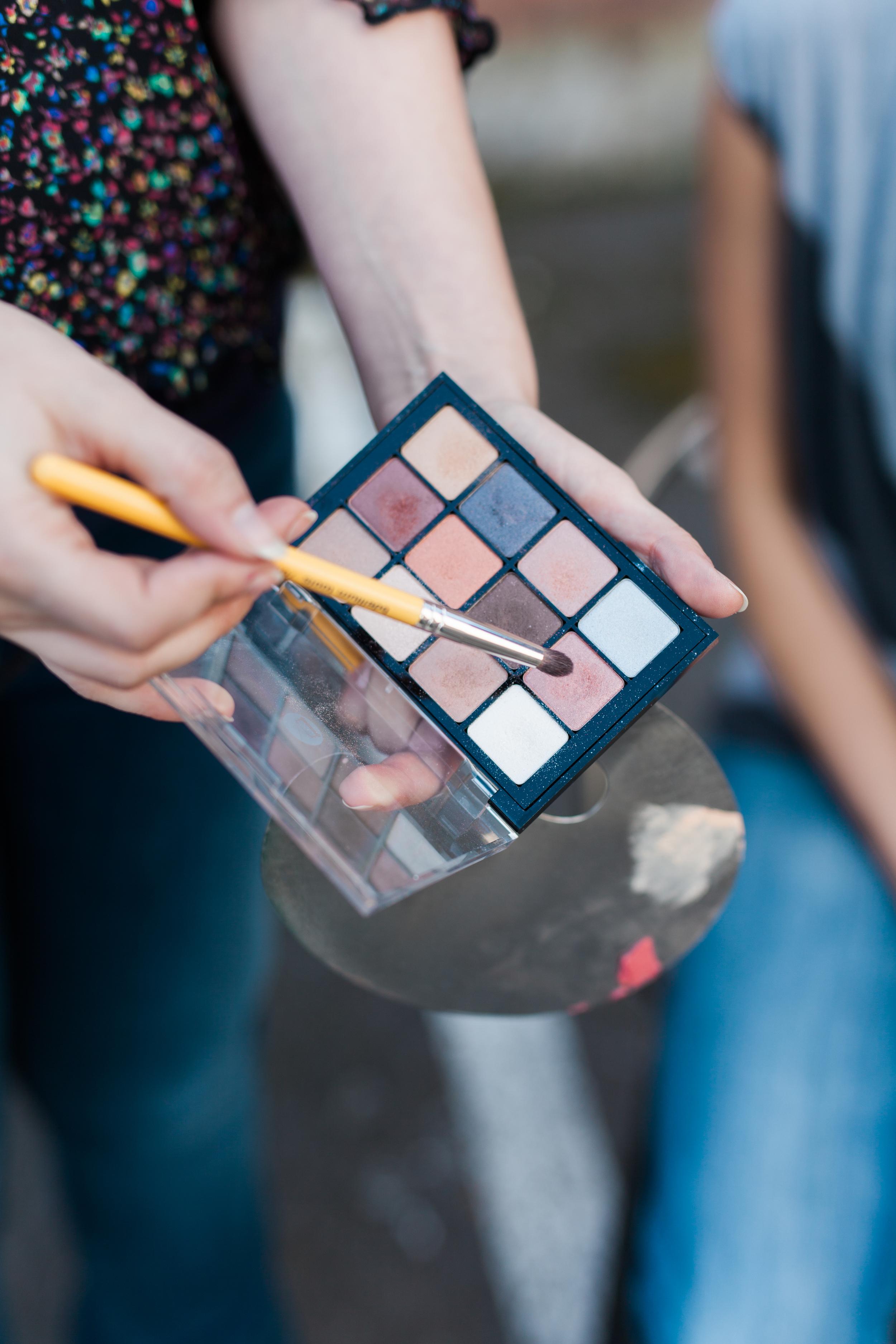 Monochromatic Pink Makeup Tutorial