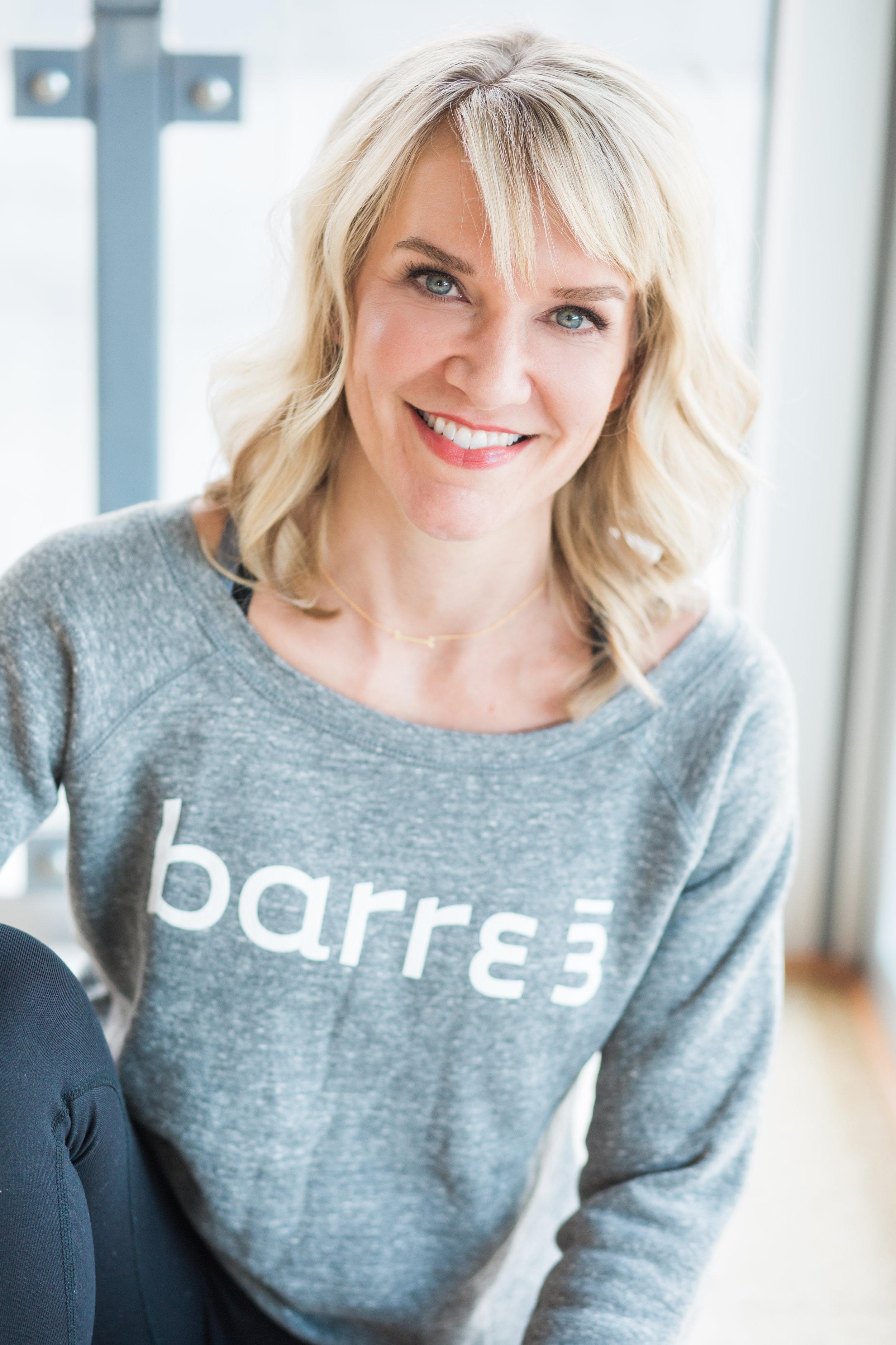 Women in business, Barre3 Boss Lady, Wisdom.