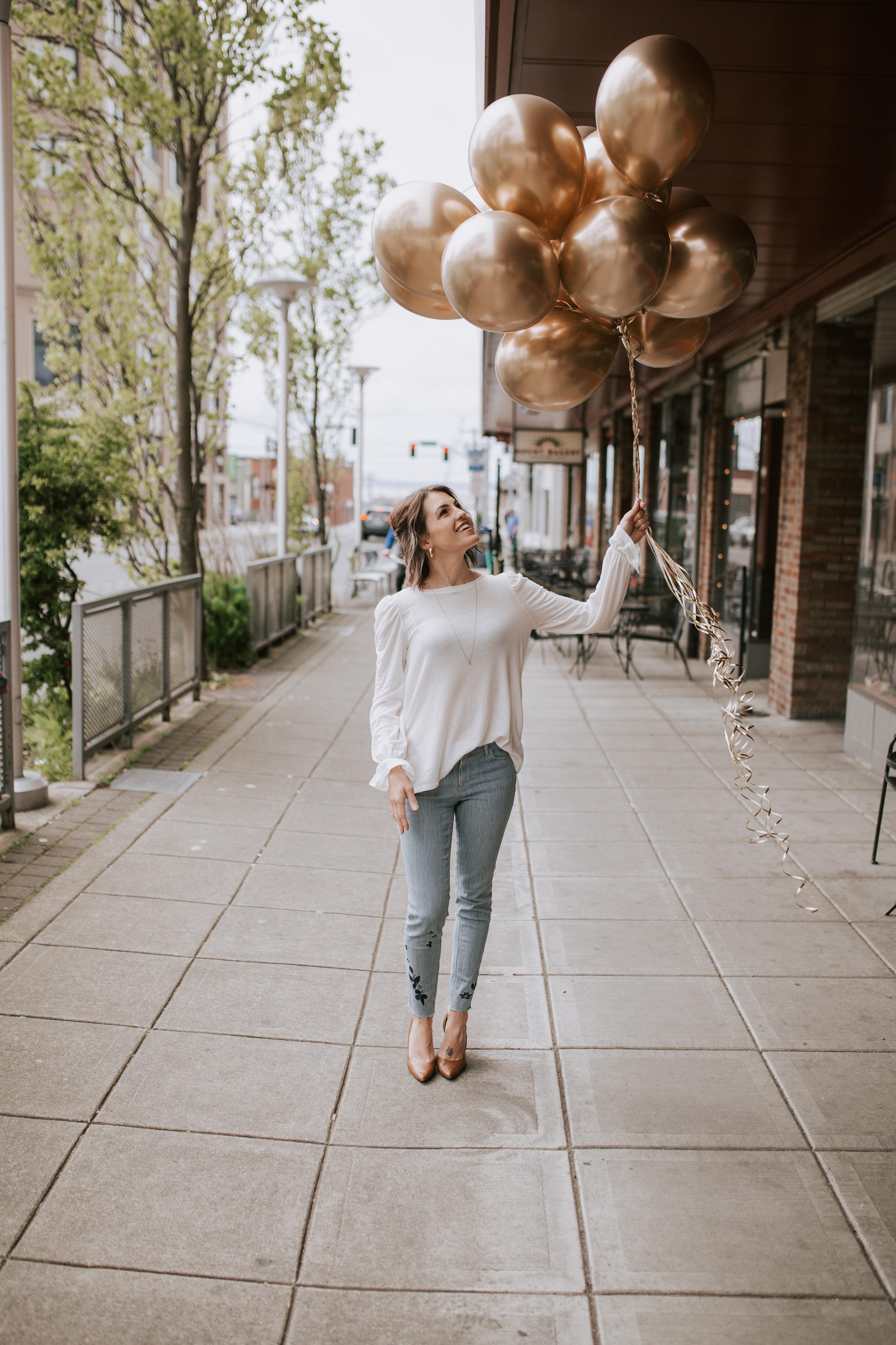 Bellingham Blog, Shop Spruce, Boss Lady, Fashion