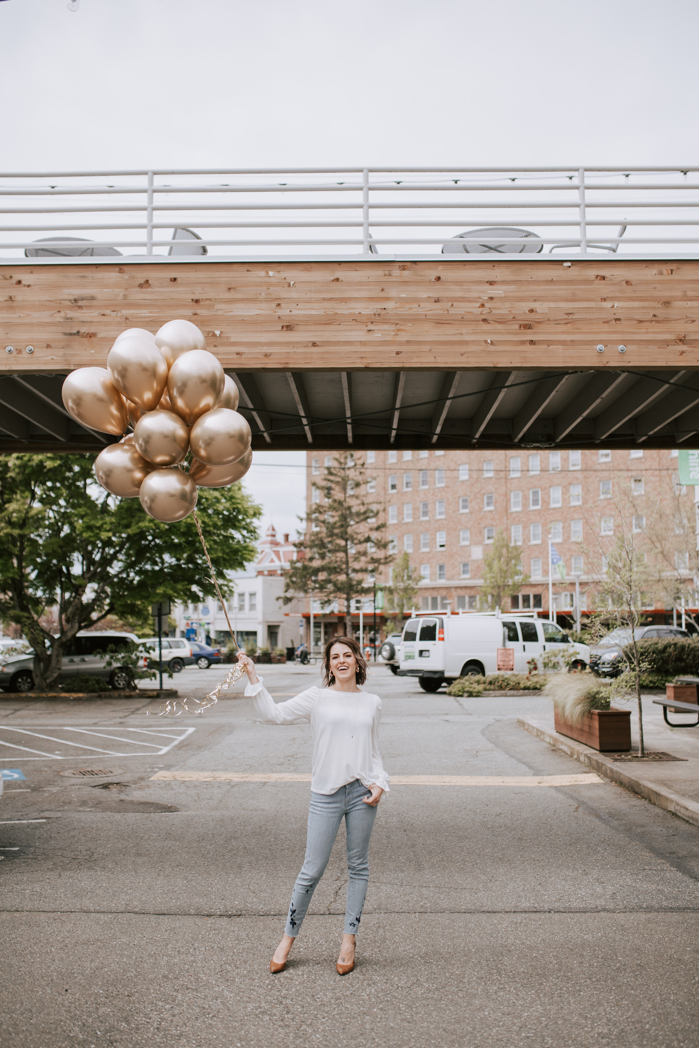 Bellingham Fashion, Shop Spruce, Balloons, Calligraphy