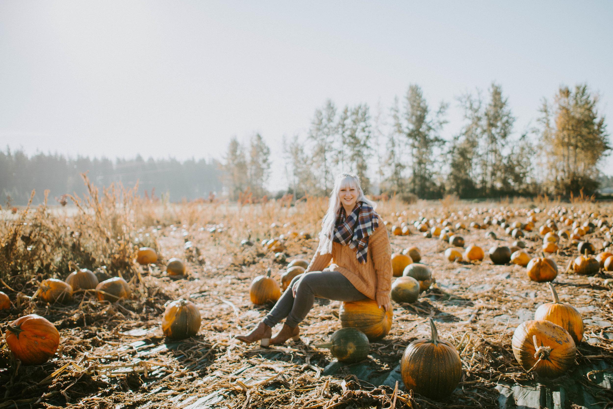 Pumpkin Patch Fashion