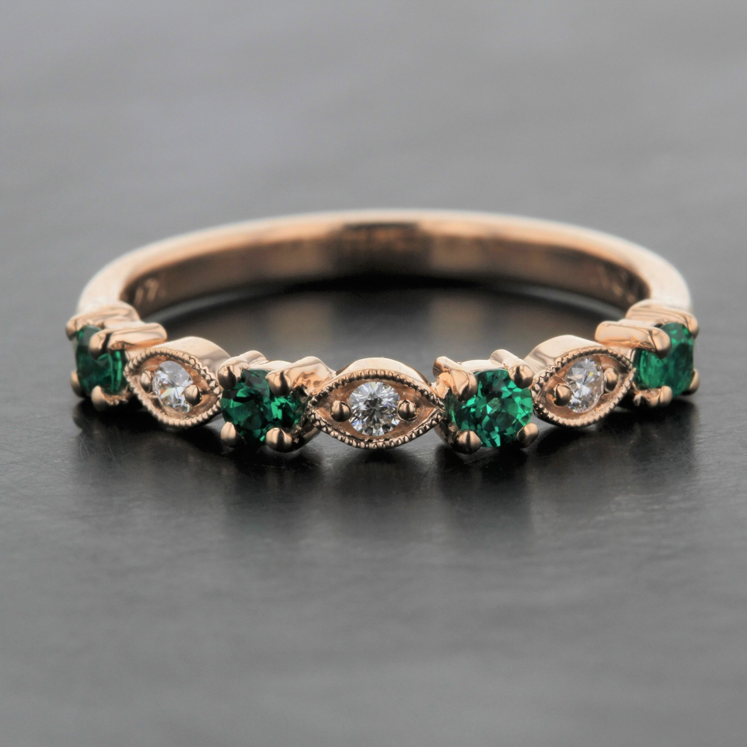 emerald-diamond-rose-gold-birthstone-stacking-mothers-band-ring.jpg