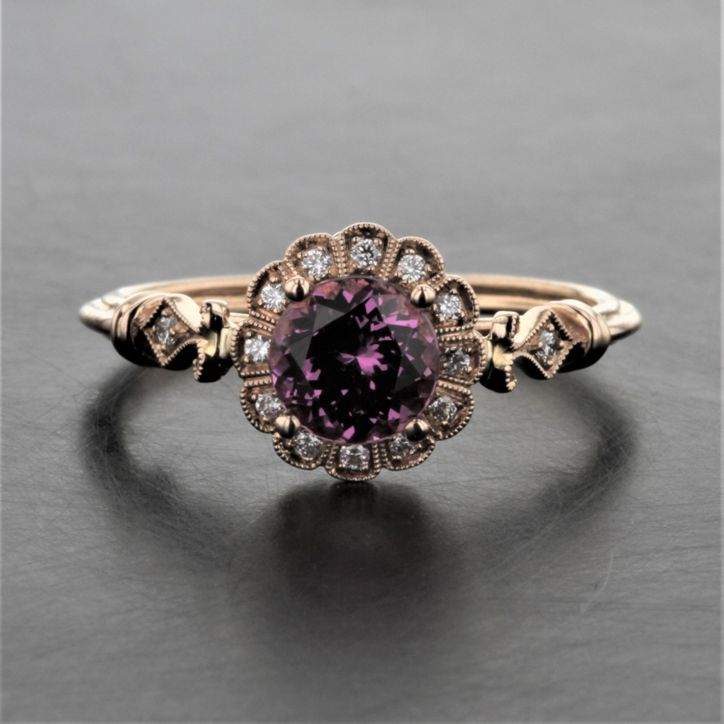 purple-garnet-rose-gold-vintage-style-custom-halo-engagement-ring-alternative.jpg