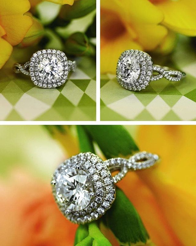 I have found one whom my soul loves. Pop the question with an alluring engagement ring by @coastdiamondjewelry!