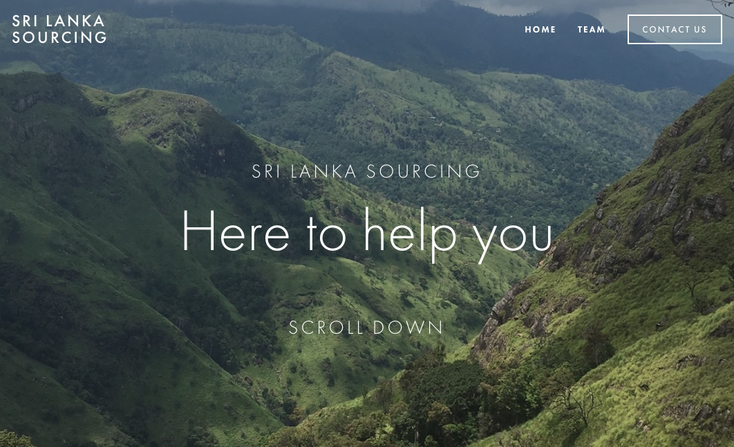 Sri Lanka Sourcing