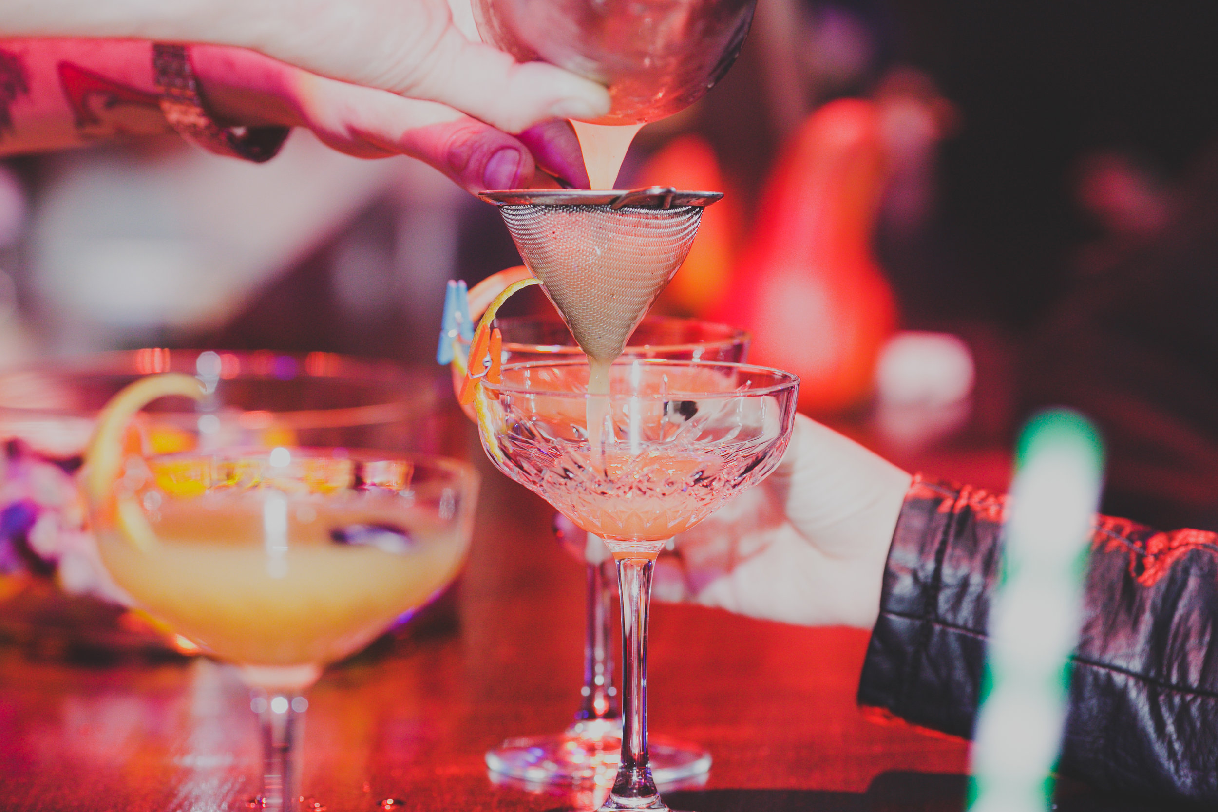 DuckFace Events Cocktail Bar Weddings Israel