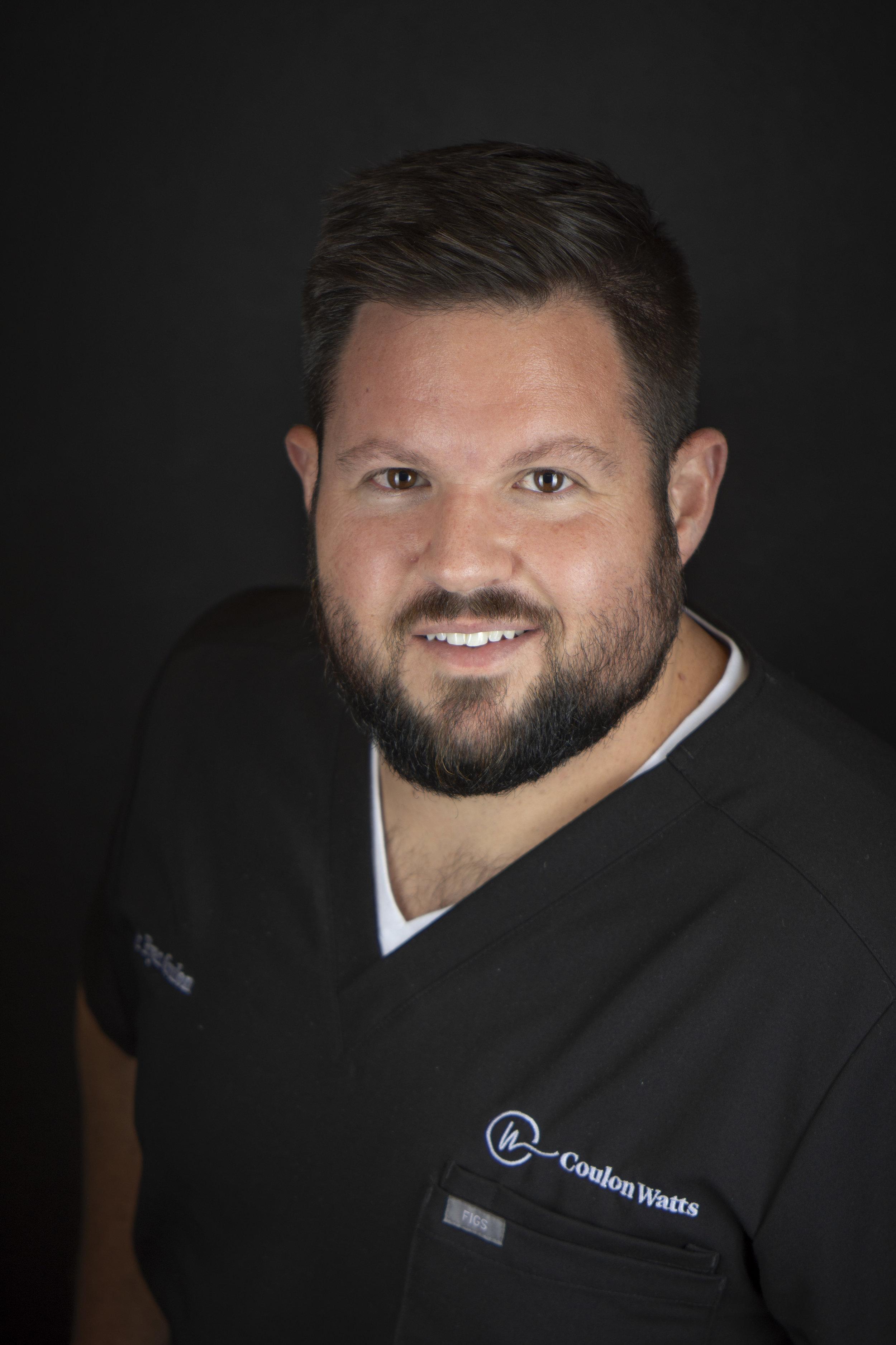 Midland Texas Dentist Dr. Ryan Coulon