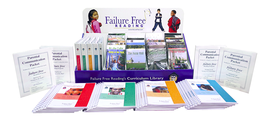 Failure Free Reading Elementary Curriculum Library