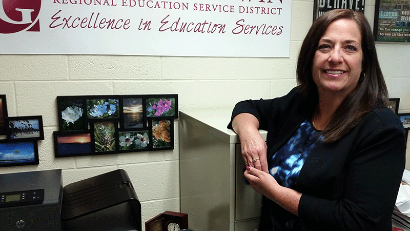 Sandra Russell brings a wealth of experience and skills in education to her new position as CTE Program Director.