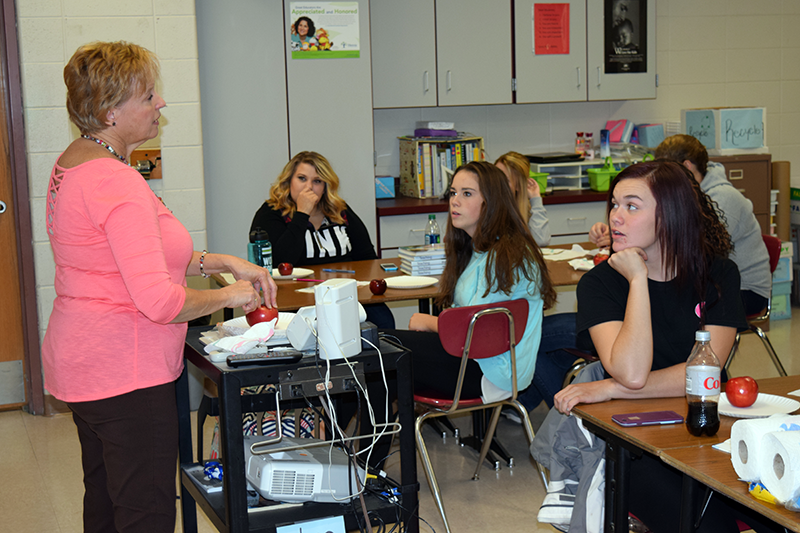 Education Occupations students are exploring careers in teaching, special education and daycare provision.