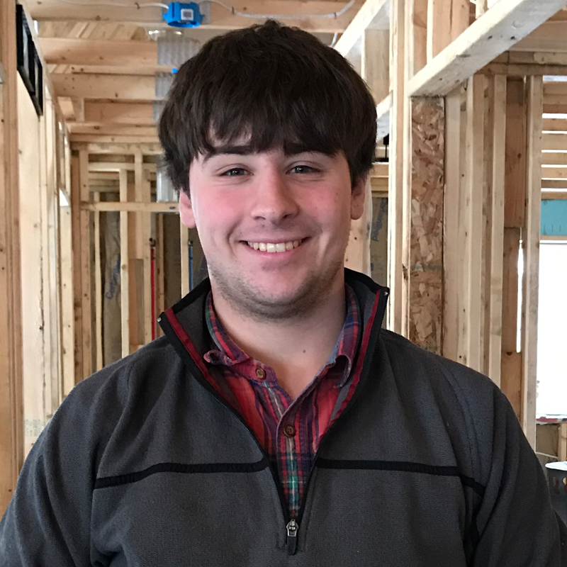 Jacob Woods of Gladwin - Construction Trades