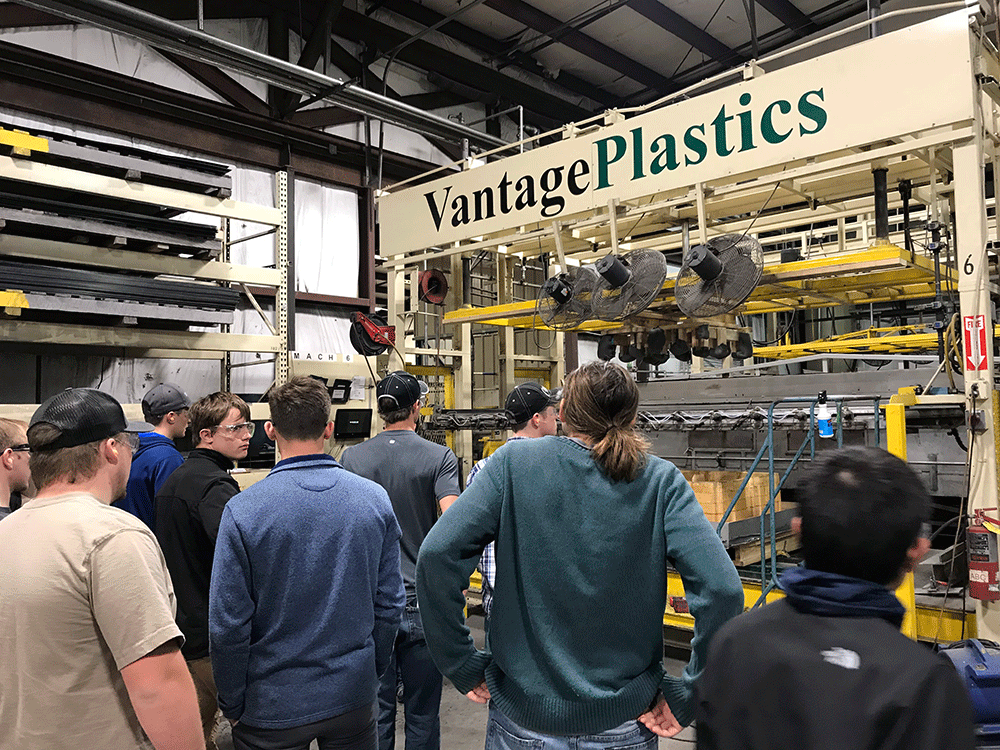 Welding/AIM Field Trip