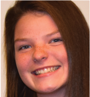 Kaitlyn Johnson of Gladwin - Education Occupations