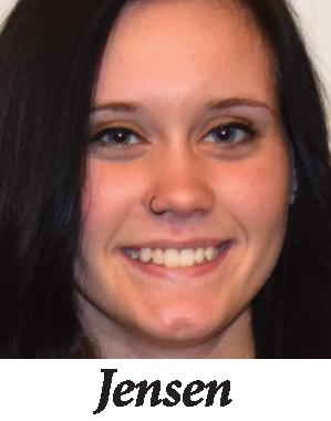 Alexis Jensen of Harrison - Education Occupations