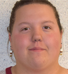 Megan Hadley of Harrison - Culinary Arts