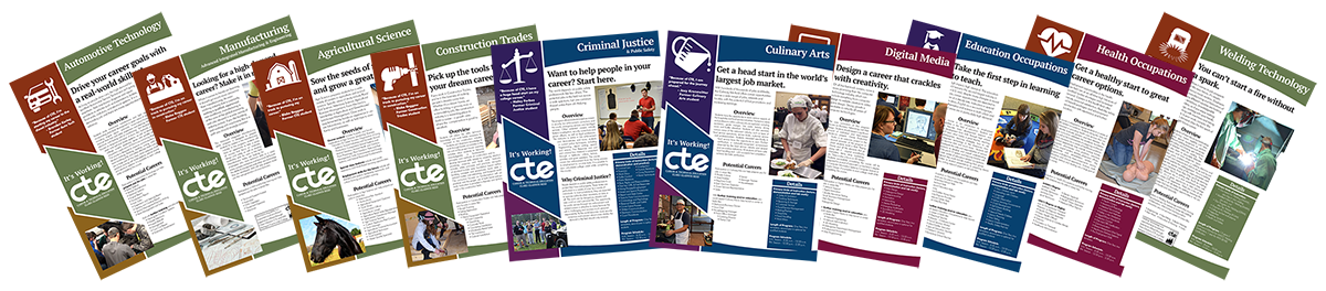 Choose a class below to view videos and read our one-page program descriptions.
