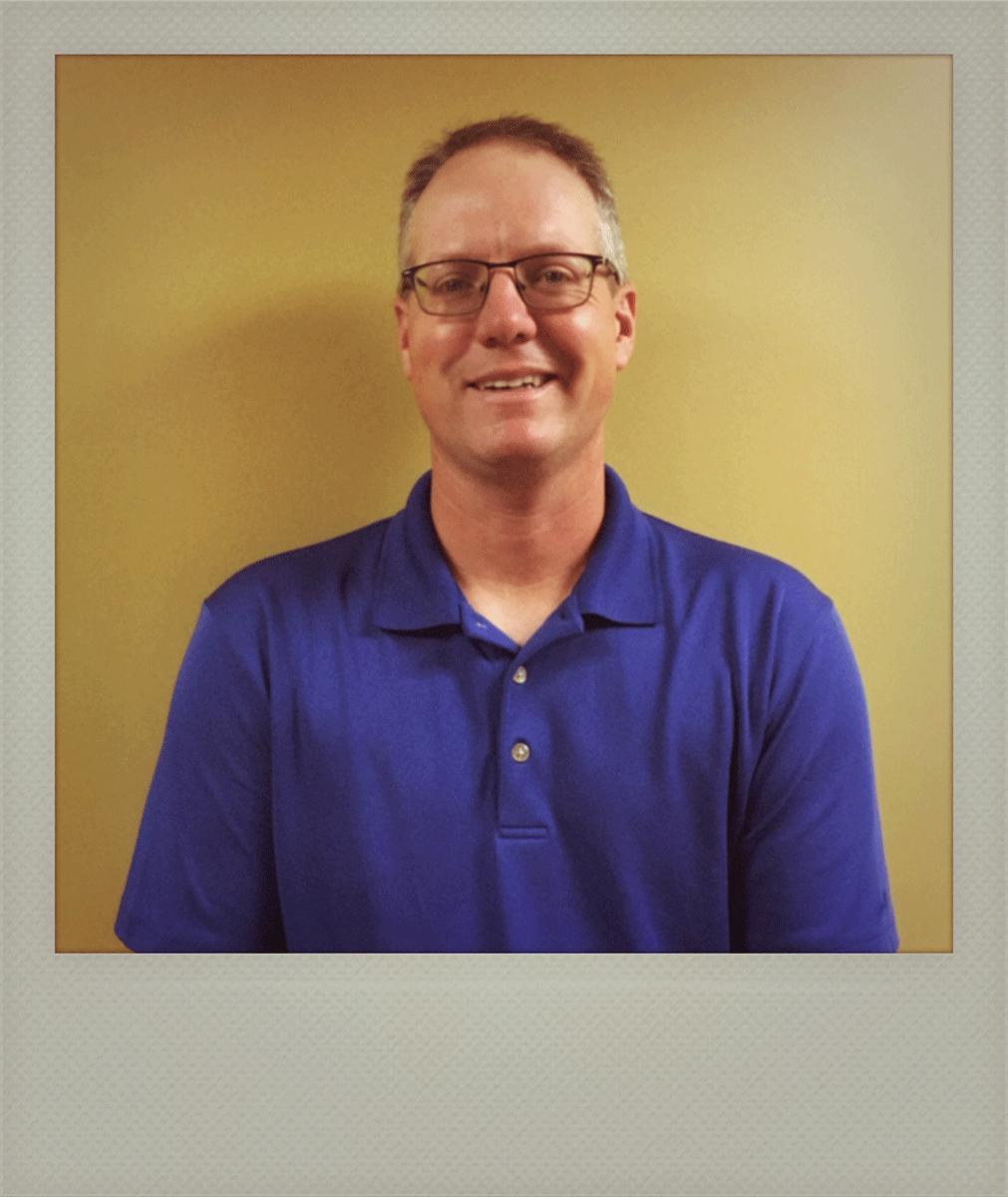 CTE Agri-Science Instructor Tony Wood